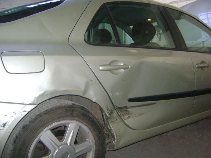 Кузовной ремонт 110